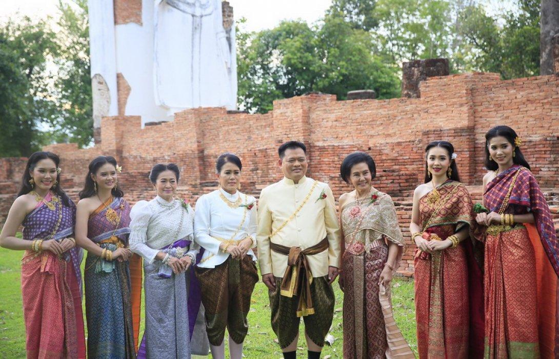 """ห้ามพลาด !! งานย้อนอดีตสุดยิ่งใหญ่ """"วิถีถิ่นวิถีไทยวิถีพิษณุโลก"""" สัมผัสวัฒนธรรมและประเพณี แต่งกายชุดไทยย้อนยุคแบบ """"เมืองสองแคว"""""""