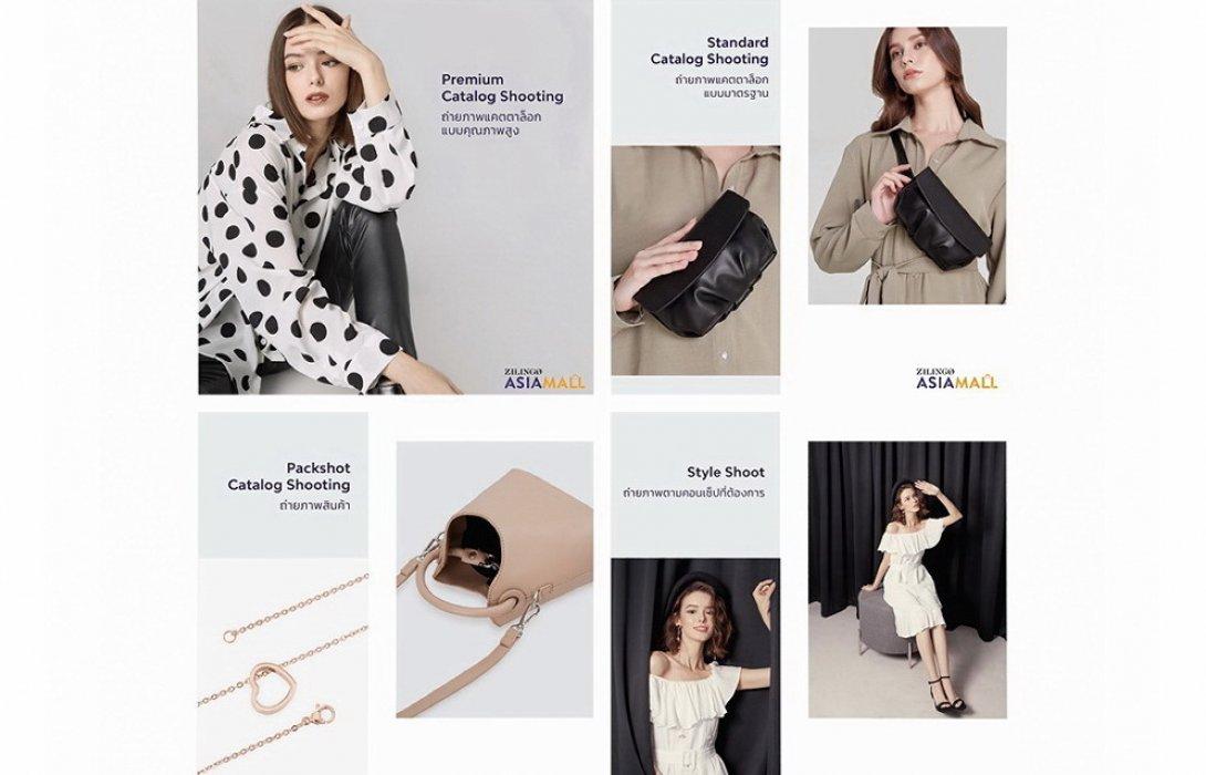 """""""Zilingo Studio"""" สร้าง Look Book ชูบริการถ่ายภาพสินค้าแบบครบวงจร ขับเคลื่อนวงการแฟชั่น"""