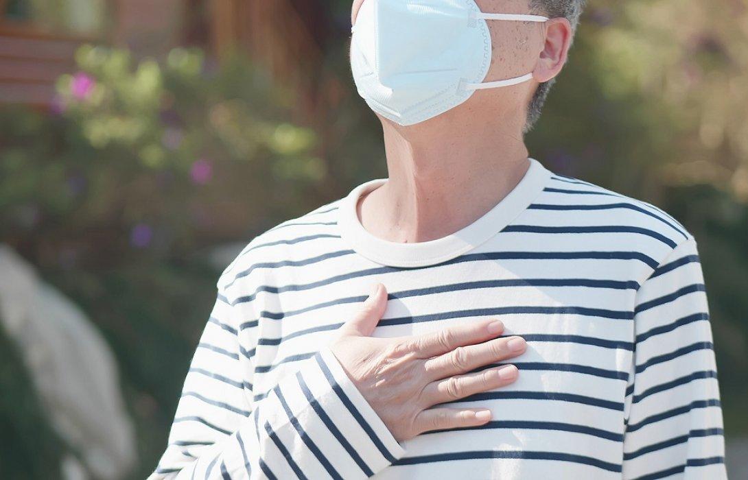 """""""COVID-19"""" ไวรัสวายร้ายอันตรายไม่ใช่แค่ปอดแต่ลามถึงหัวใจ"""