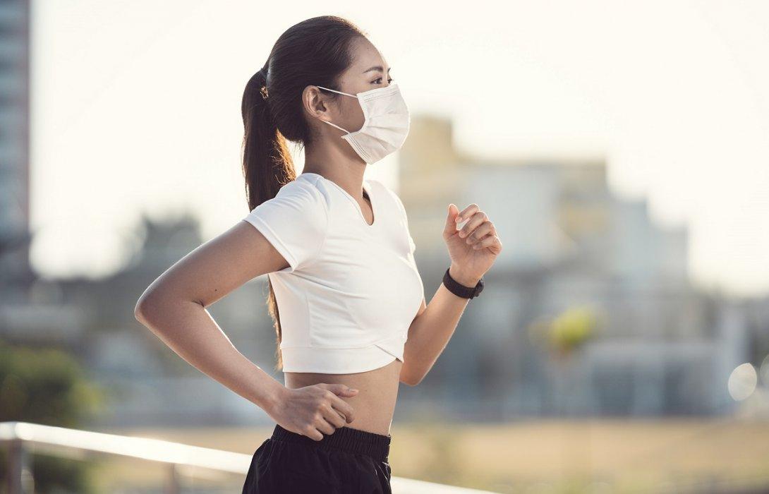 รู้เท่าทัน!! เมื่อใส่หน้ากากออกกำลังกาย ออกซิเจนลด เสี่ยงปอด หัวใจทำงานหนัก