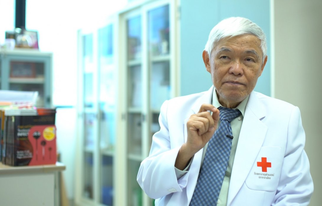 'หมอยง' แนะคนไทยอย่าตระหนก ไข้หวัดสายพันธุ์ใหม่ในหมู..แค่งานวิจัยในจีน