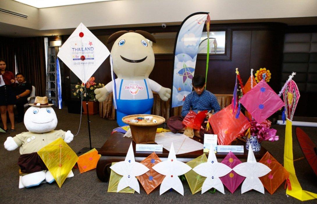 ททท.กระตุ้นการท่องเที่ยว จัดเทศกาลว่าวนานาชาติประเทศไทย คาด3วัน นักท่องเที่ยวกว่า3หมื่นคน