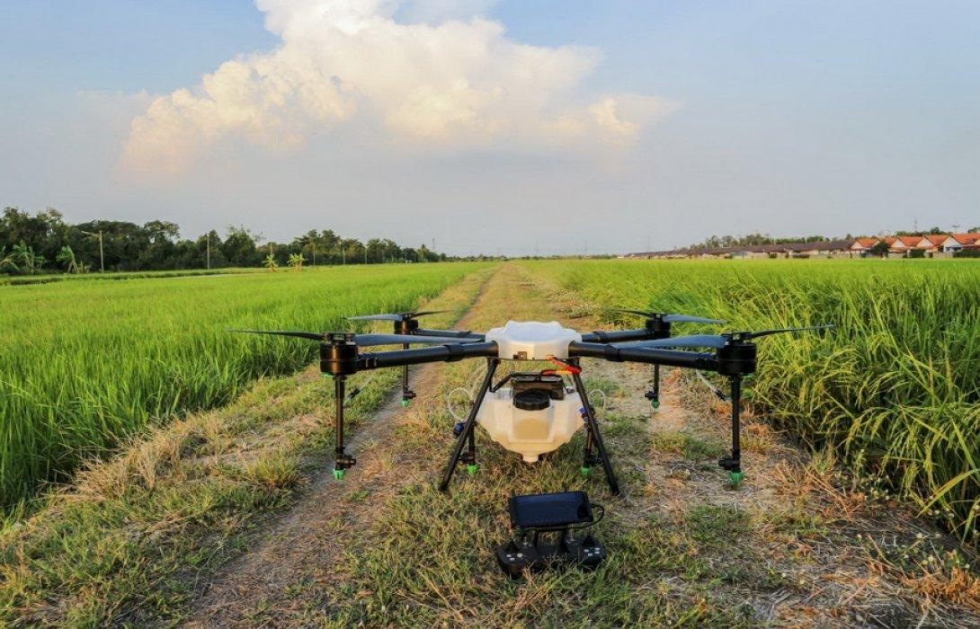 'โดรนปัญญา' จับมือ 'สยามธุรกิจ' … ก้าวใหม่ 'นวัตกรรมเกษตรไทย' เพิ่มผลผลิต ลดต้นทุน ประหยัดเวลา