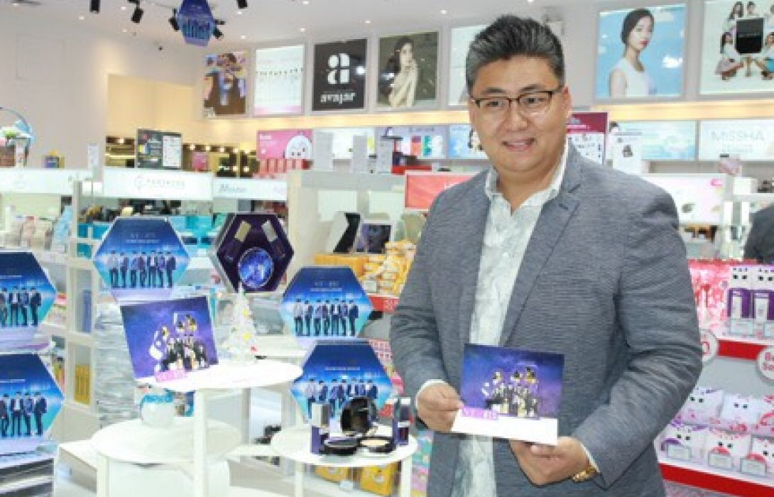"""""""Style HAN"""" แห่งแดนกิมจิ รุกตลาดเมคอัพในไทย"""
