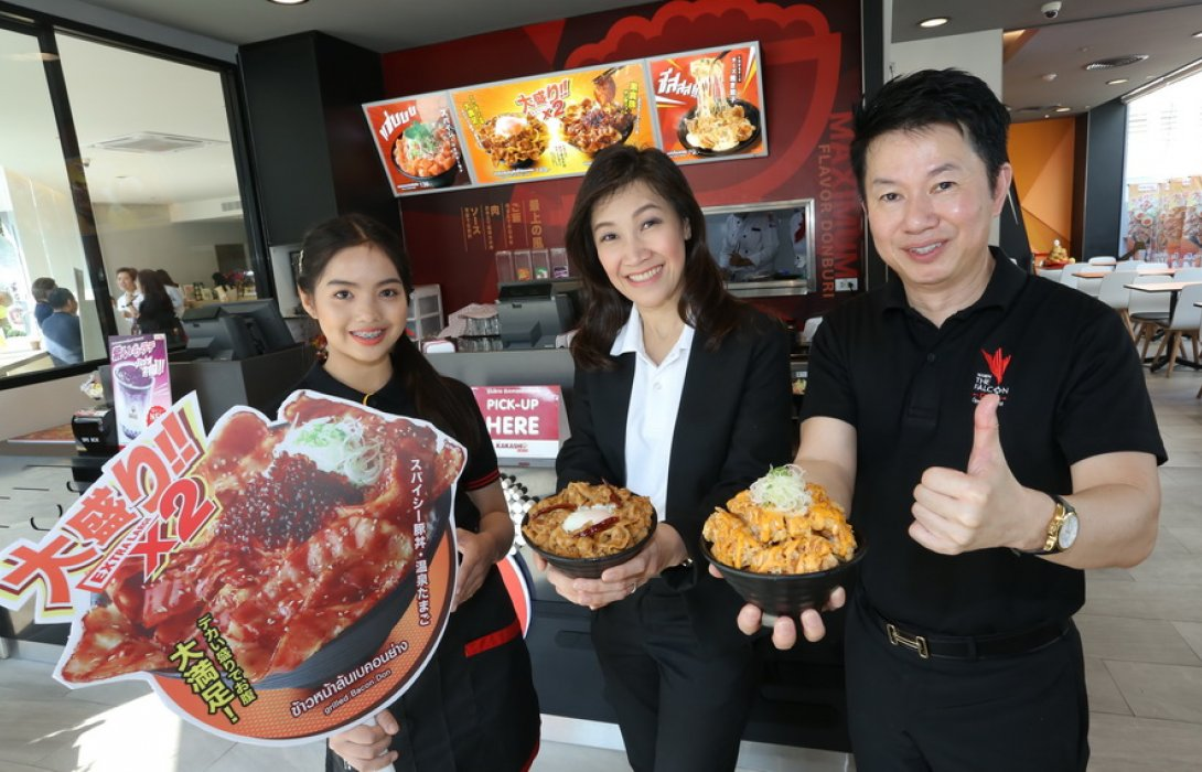 """""""คาคาชิ"""" ผุดสาขาใหม่ Food Zone ย่านจตุจักร เจาะกลุ่มคนทำงาน"""
