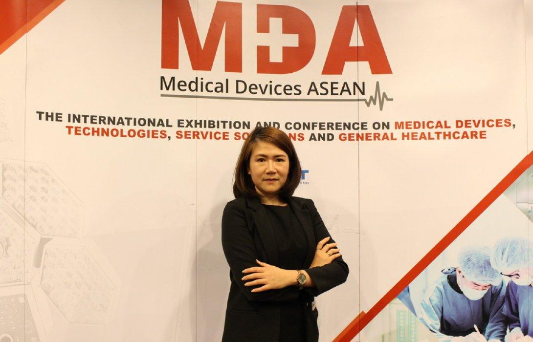 """""""อิมแพ็ค"""" จัด Medical Devices ASEAN 2019  หนุนการแพทย์ไทยสู่ฮับภูมิภาคอาเซียน"""