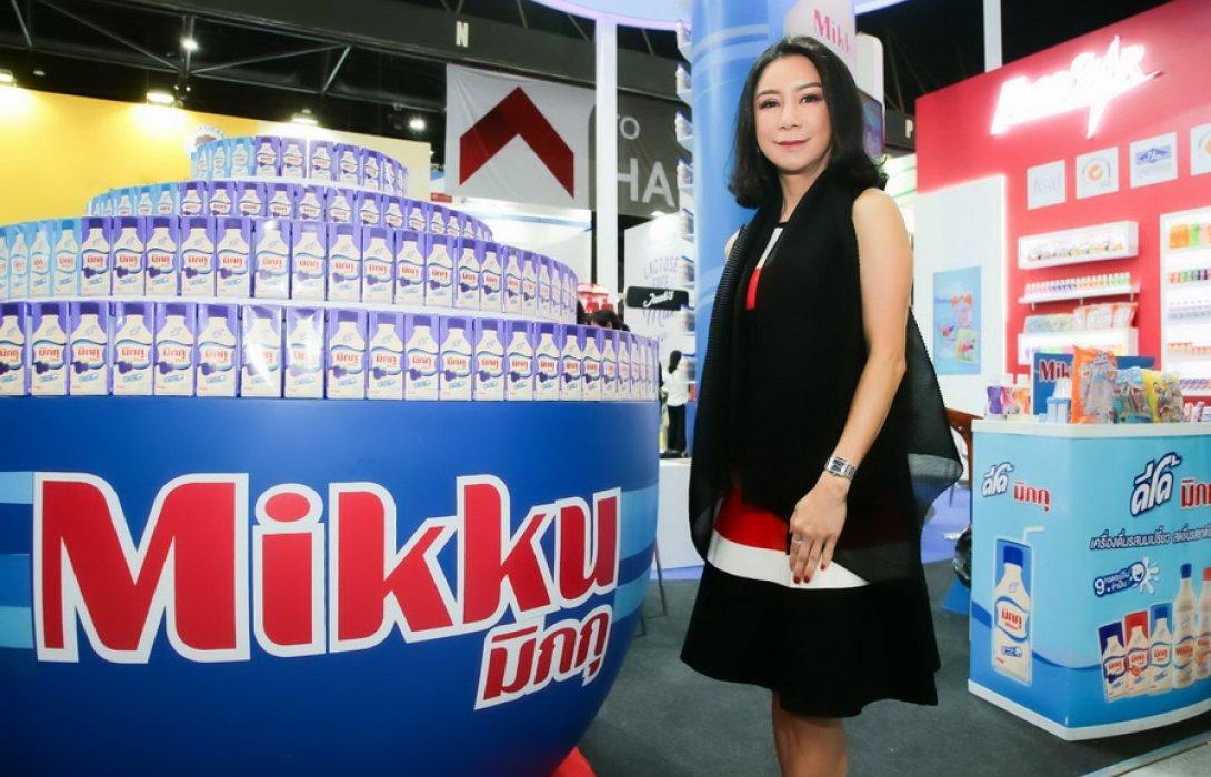 """""""ฟู้ดสตาร์"""" ลุยเดินหน้าขยายตลาดสู่ต่างประเทศ มุ่งผู้นำเครื่องดื่มแห่งเอเชียในปี2020"""