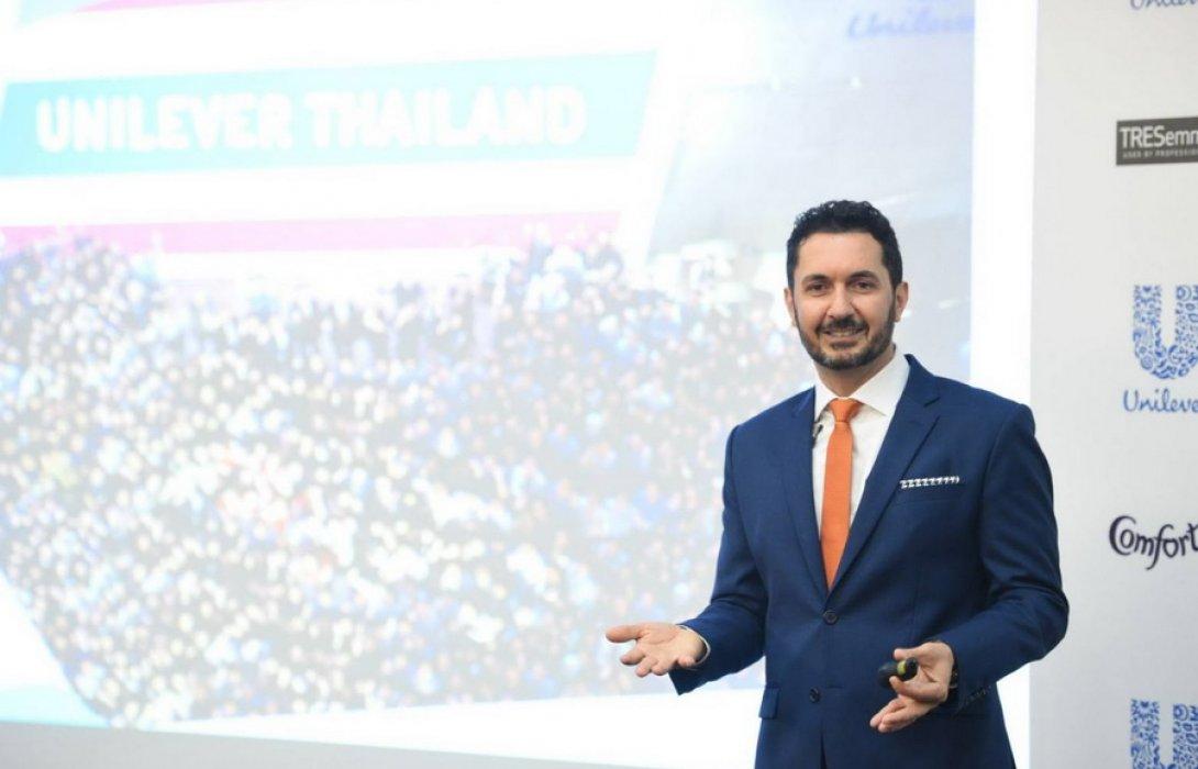 """""""ยูนิลีเวอร์"""" มั่นใจไทย เดินหน้าลงทุนดิจิตอล  ลุยปั้นสินค้าใหม่รัวๆ  รับมือสภาวะตลาดและพฤติกรรมผู้บริโภคเปลี่ยนแปลง"""