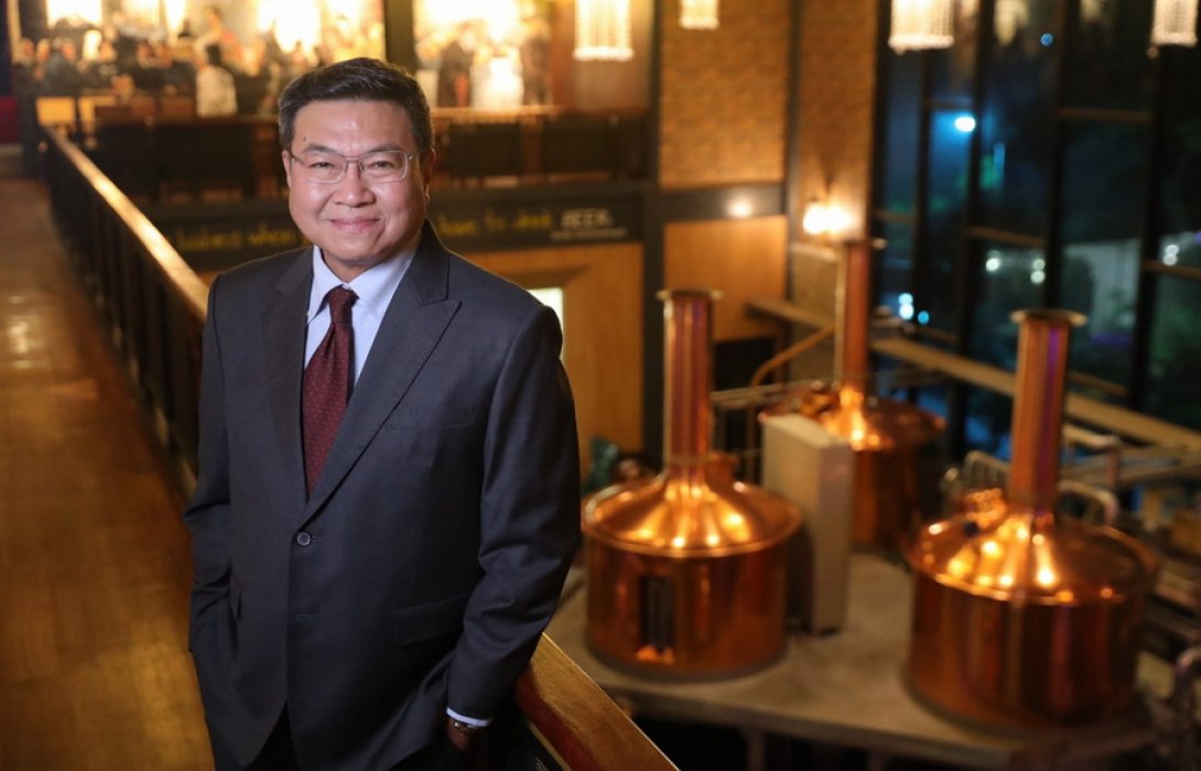 """20 ปี การันตรี """"โรงเบียร์เยอรมันตะวันแดง""""  ยืนหนึ่งแลนด์มาร์คไมโครบริวเวอรี่เมืองไทย"""