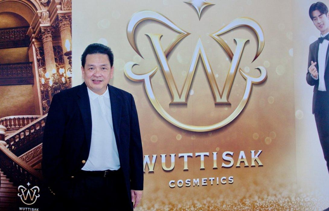 """""""วุฒิศักดิ์"""" อัด 100 ลบ. ปรับโมเดลธุรกิจยกแผง พุ่งเป้าขึ้นแท่นเจ้าตลาดธุรกิจความงามในไทย"""