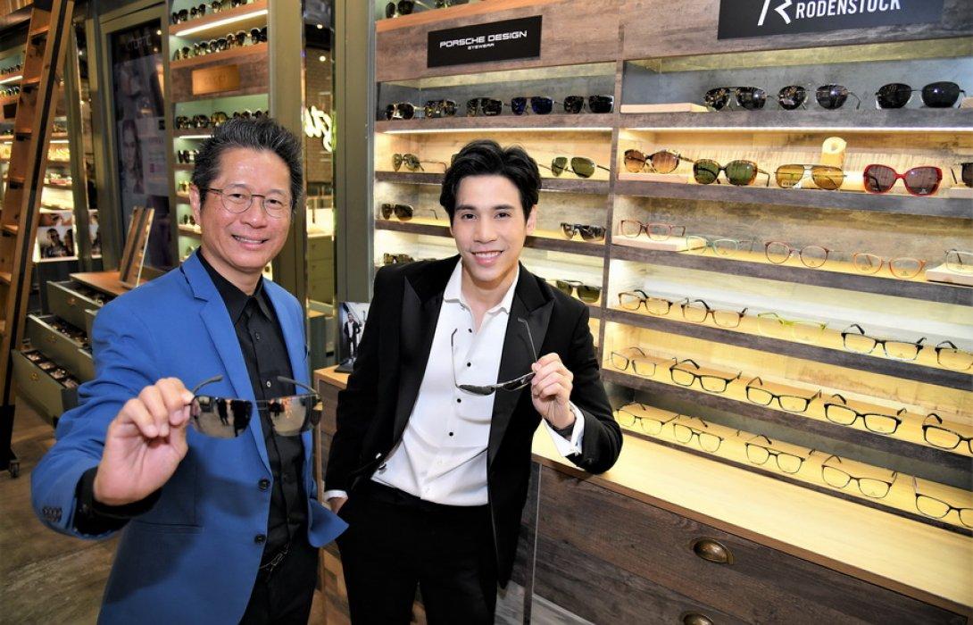 """""""เคที ออพติค"""" ผนึก """"โรเด้นสต๊อก""""  ชู 'โปรเฟสชั่นแนล และ แฟชั่นดีไซน์' เขย่าตลาดแว่นตาในไทย"""