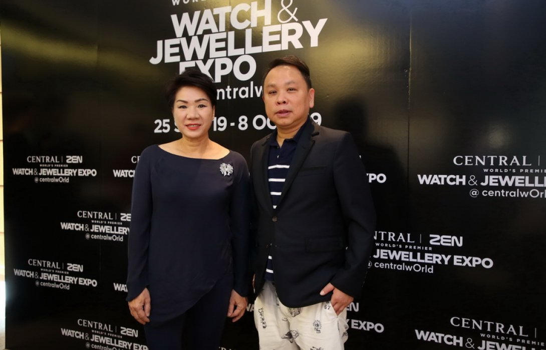 """""""ห้างเซ็นทรัล"""" จัดงาน """"นาฬิกา–จิวเวลรี่""""  โกยทัวร์ริชจีนและCLMV โปรยเงินในไทย"""