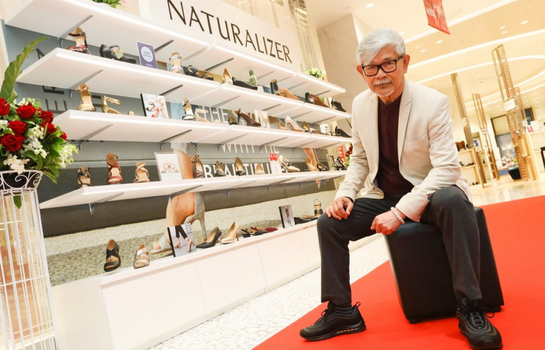 ไอ.ซี.ซี.ฯ  ปรับธุรกิจรองเท้ารับเทรนด์มนุษย์ยุค 5.0  ผุด มัลติแบรนด์ช็อป งัด บริการตัดรองเท้าตามสั่ง