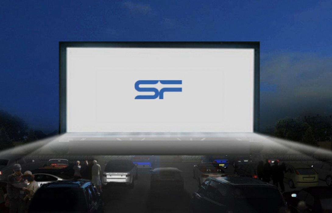 'เอส เอฟ' ร่วมกับ 'CAT'  จัด Drive-in Digital Cinema ชวนดูหนัง 'ไดร์ฟ-อิน' ระบบดิจิทัลครั้งแรกในไทยตอบรับไลฟ์สไตล์การชมภาพยนตร์แบบ New Normal