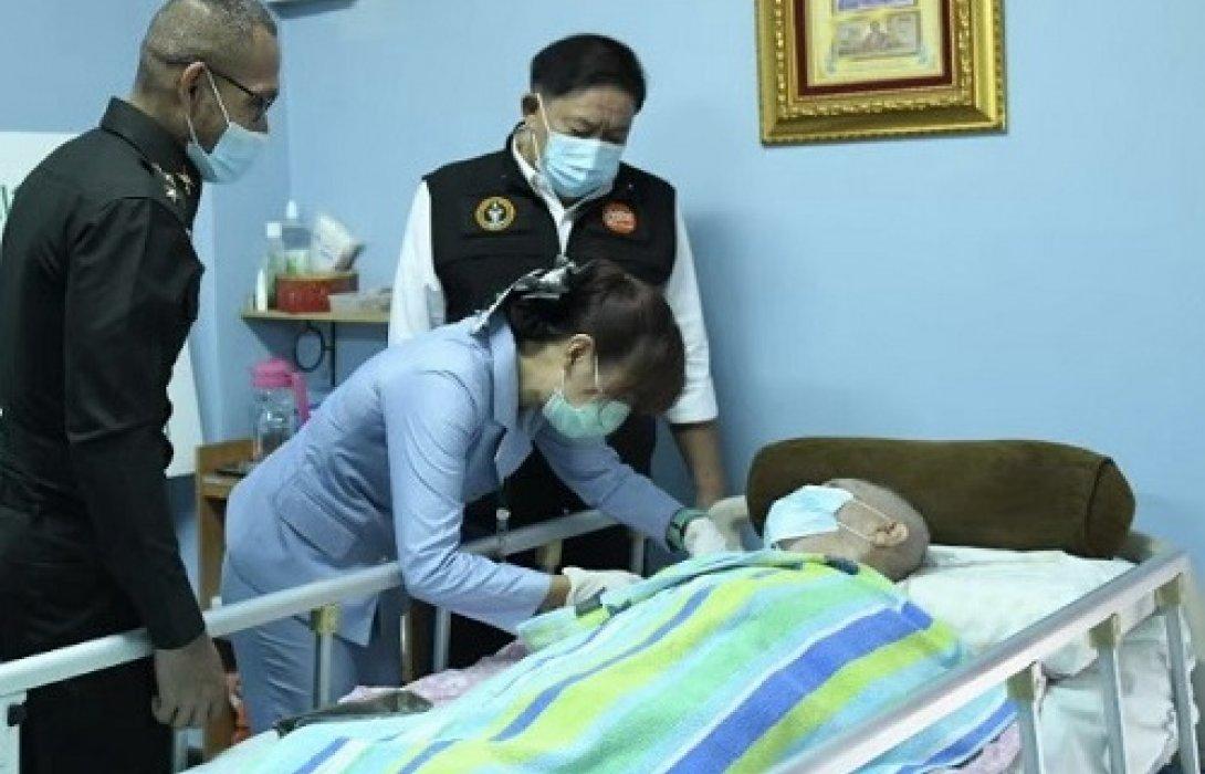 กทม.เปิดลงทะเบียนผู้ป่วยติดเตียง-ฉีดวัคซีนให้ถึงบ้าน
