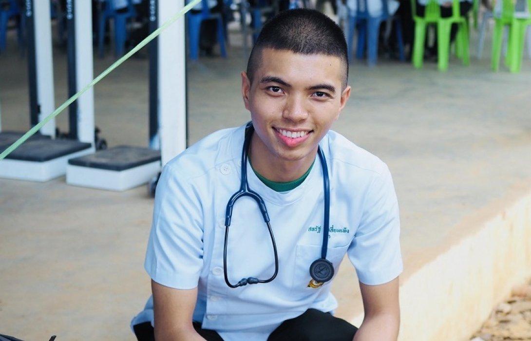 สสส.ผนึกนศ.แพทย์ ผุดไลน์ OA ปรึกษา-ติดตามอาการผู้ป่วยโควิด