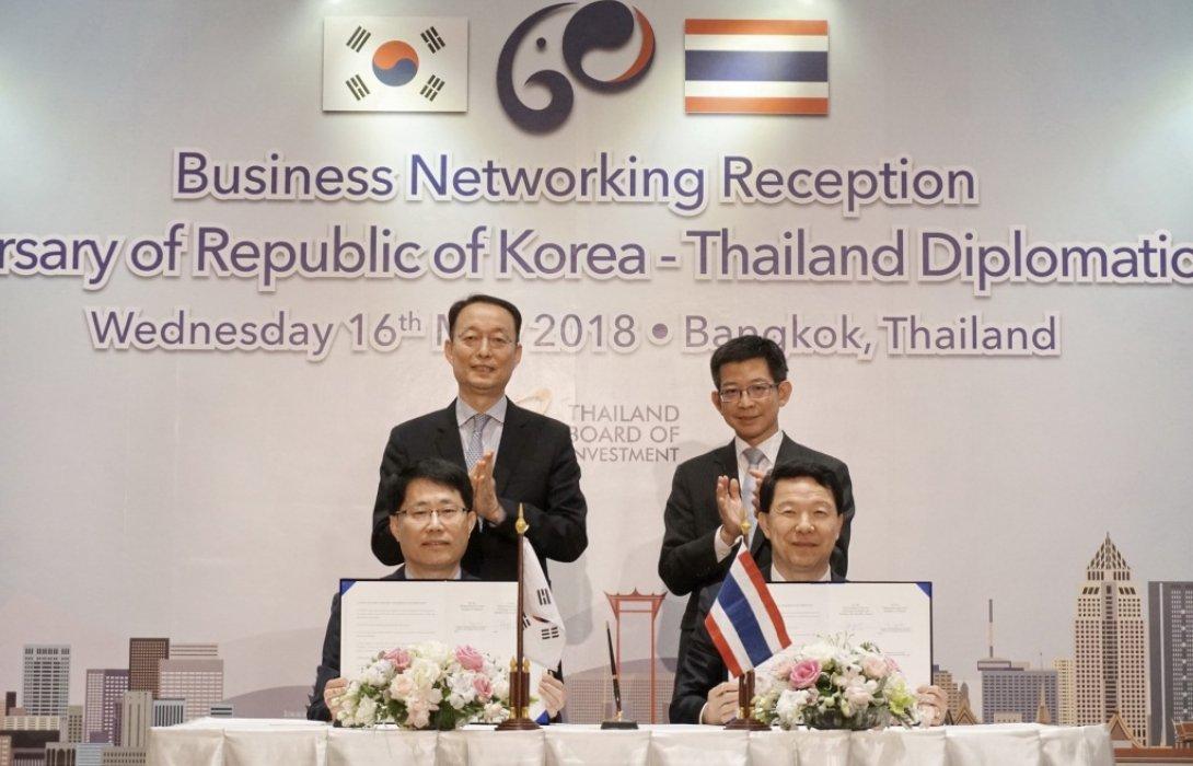 ชู'เกาหลีใต้'หุ้นส่วนนวัตกรรมไทยจับมือสกว.วิจัยพลังงาน-เทคโนโลยี
