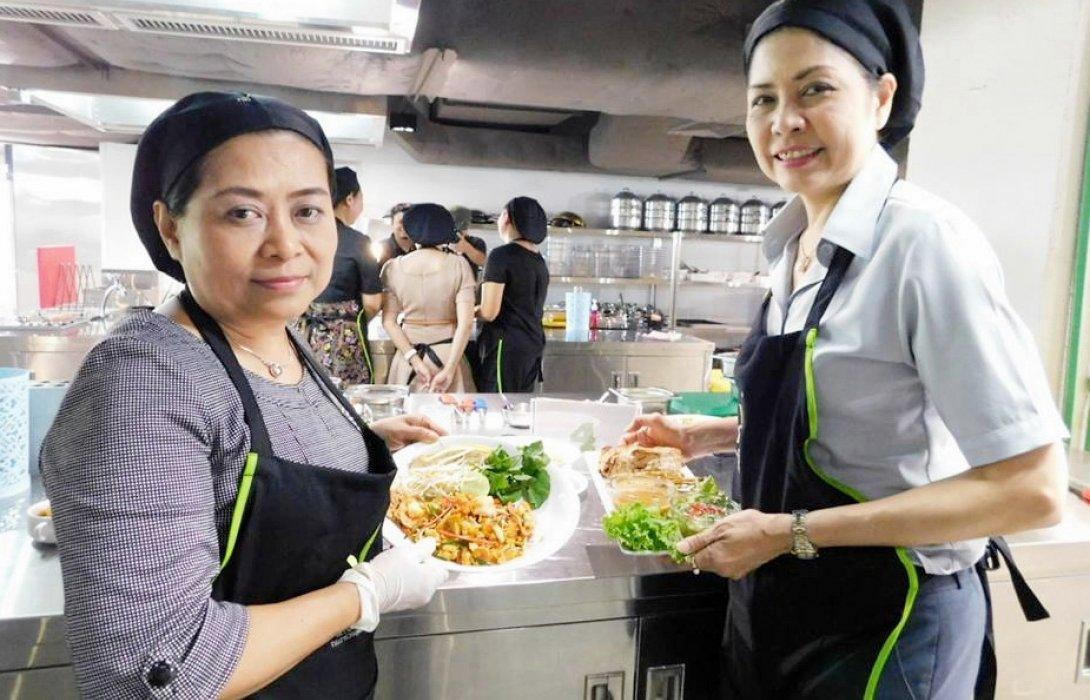 """สถาบันอาหาร  เดินเครื่องโปรโมท มาตรฐาน """"รสไทยแท้"""""""