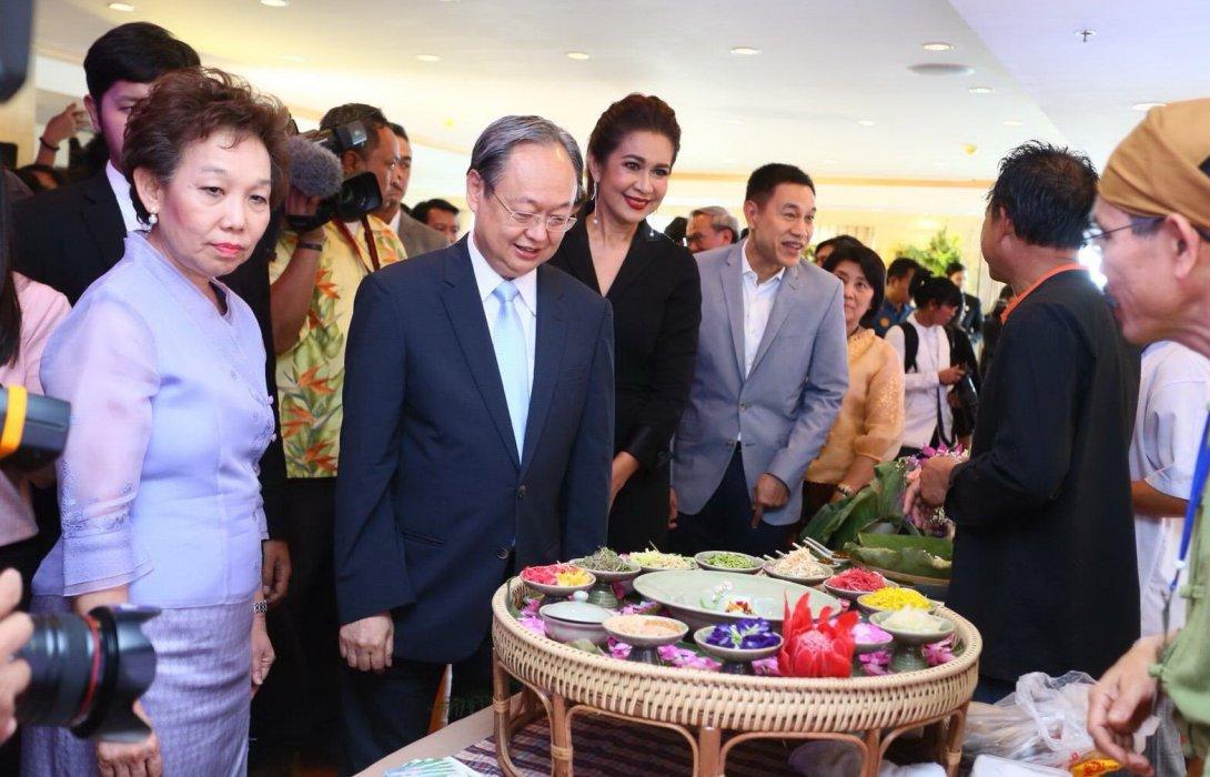 """พาณิชย์เปิดตัวโครงการ """"อาหารไทยต้อง Thai SELECT""""รองรับนโยบาย""""ครัวไทยสู่ครัวโลก"""""""