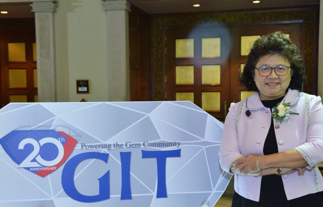 GIT พร้อมผลักดันไทยสู่การเป็นศูนย์กลางการค้าอัญมณีและเครื่องประดับ