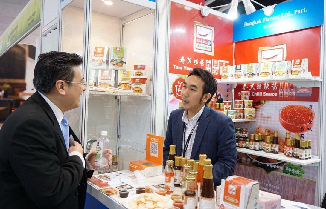 สสว.หนุน SMEs อาหาร-เครื่องดื่มแปรรูป บุกฮ่องกงและจีน โกยยอดขายทะลุเป้ากว่า400ล้านบาท