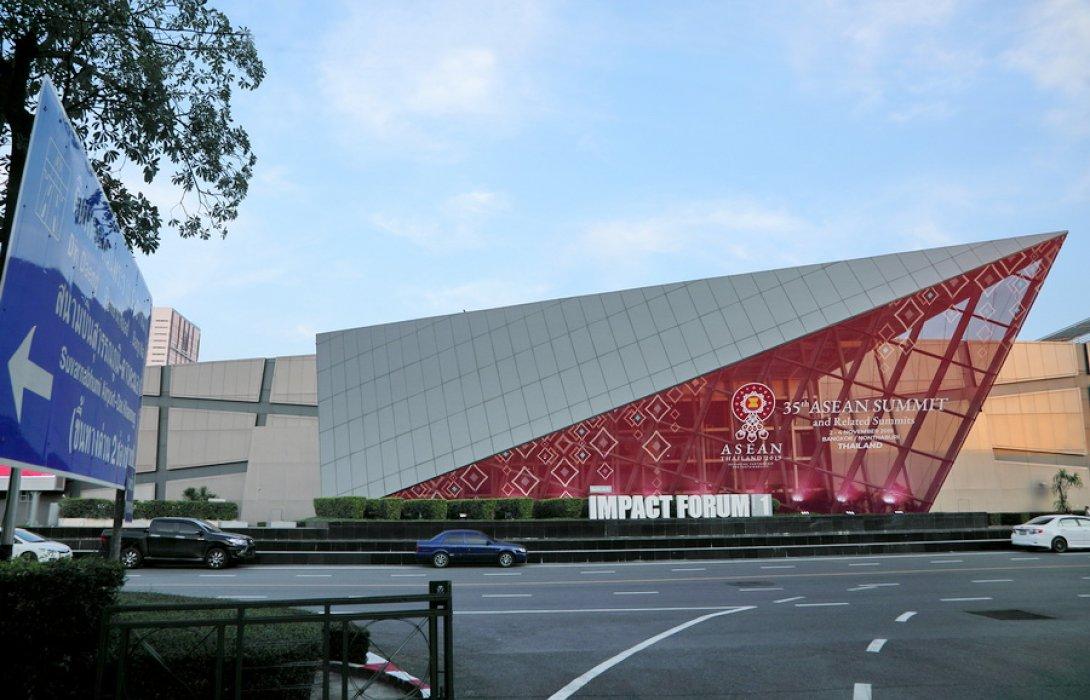 """""""อิมแพ็ค"""" ปลื้ม อาเซียน ซัมมิท สร้างชื่อเสียง ปูทางพร้อมต้อนรับการประชุมระดับนานาชาติ ปี 2020"""