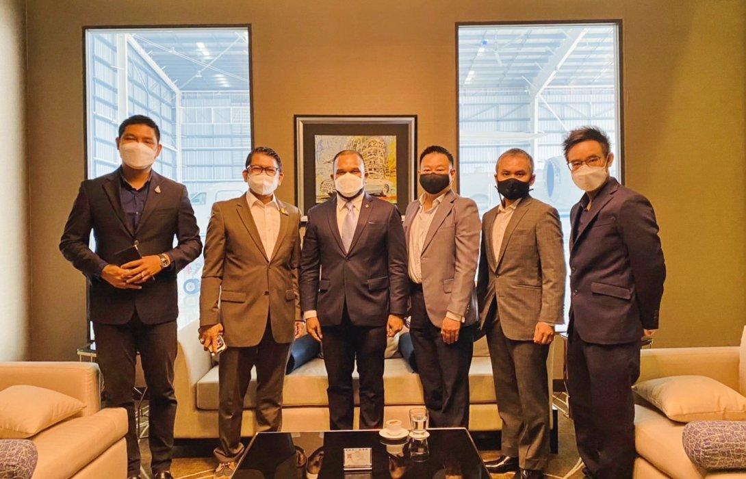 """""""มัลดีฟส์"""" กระชับความสัมพันธ์หอการค้า ไทย-มัลดีฟส์ ผลักดันธุรกิจทุกด้าน สินค้า บริการไทย ออกสู่ตลาดโลก"""