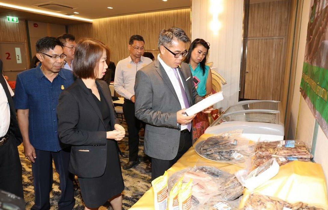 สหกรณ์ส่งออกสินค้าประมง-ปศุสัตว์ จับมือเอกชนเน้นกลุ่มประเทศCLMVจีน