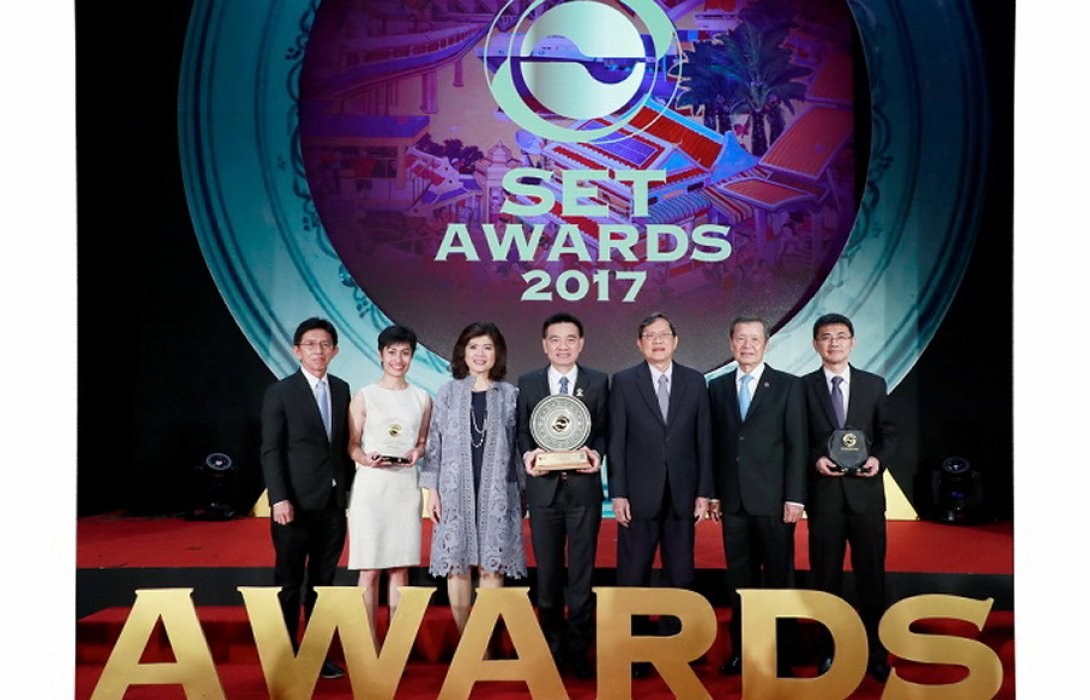 """""""PTG"""" คว้ารางวัล ผู้บริหารสูงสุดยอดเยี่ยม 2 ปีซ้อน  (Best CEO Awards 2017)"""