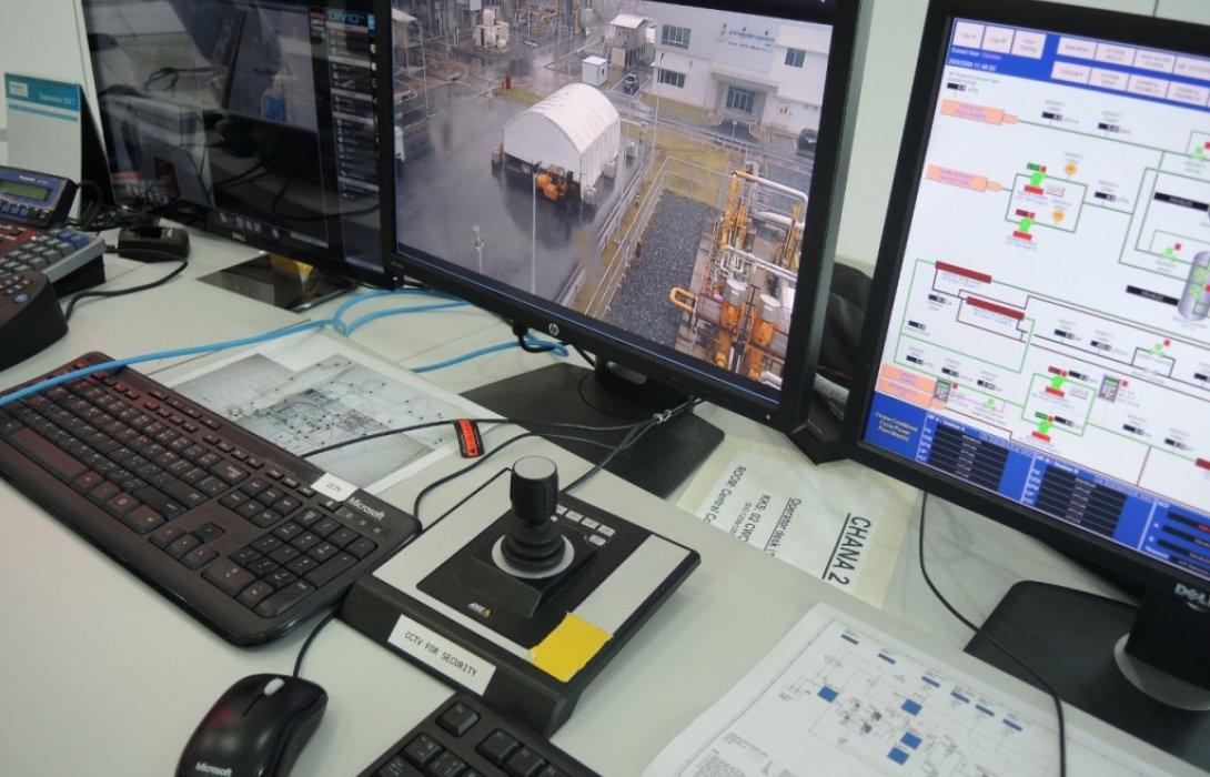 โรงไฟฟ้าจะนะ ยกระดับความปลอดภัยทั่วพื้นที่กว่า 800 ไร่ ด้วยกล้องวงจรปิดระบบเครือข่ายจากแอ็กซิส