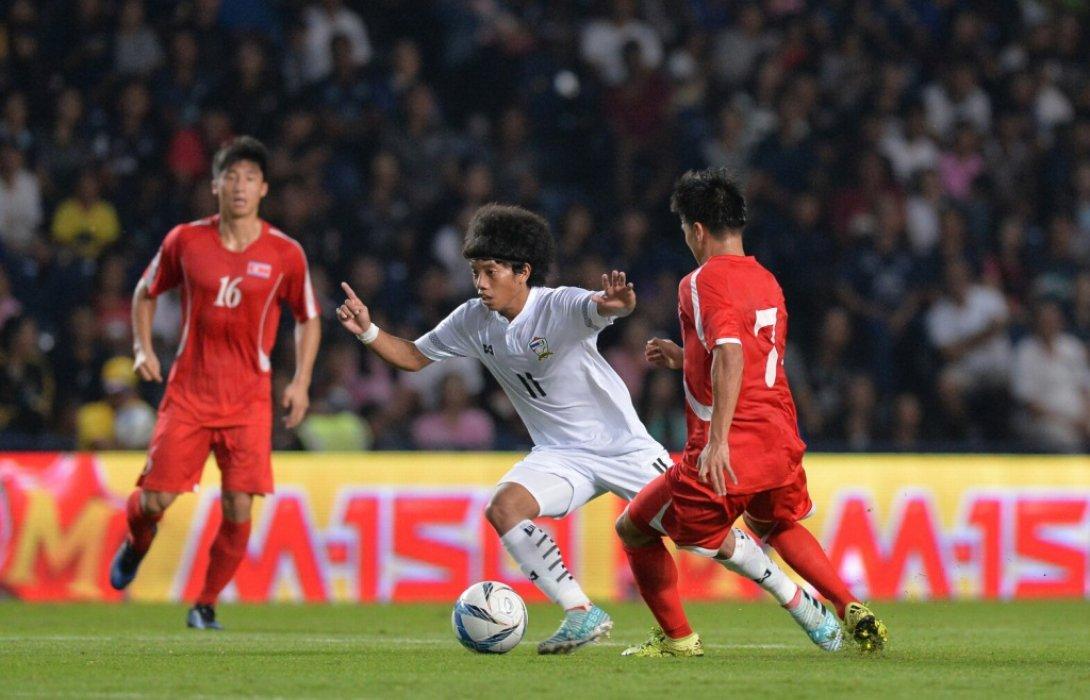 ไทยU23 พ่าย เกาหลีเหนือ หวิว 0-1 ท้ายเกมชวดเข้าชิงชนะเลิศ ศึก M-150 คัพ
