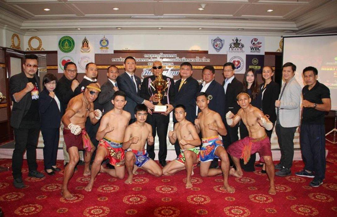 ยิ่งใหญ่ทุกปี กิจกรรมวันมวยไทย เพื่อเทิดพระเกียรติพระเจ้าเสือ พระบิดาของมวยไทย