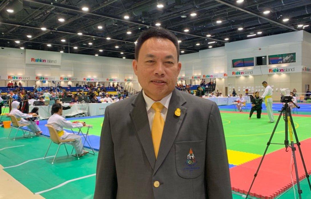 ปลื้มนักกีฬาแห่แข่งปันจักสีลัต ชิงแชมป์ประเทศไทย กองทัพบกคว้าถ้วยรวม