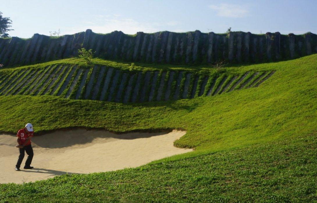 """กลุ่มสยามกลการ เปิดสนามกอล์ฟ""""โรลลิ่งฮิลส์""""  ชูแนวคิด Traditional Natural Design"""