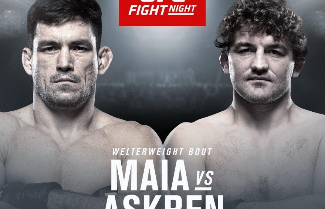 สังเวียนกรงแปดเหลี่ยม UFC Fight Night หวนมาเยือนสิงคโปร์อีกครั้ง