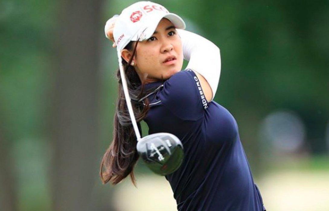 """ปีแรกที่ยิ้มได้ใน LPGA Tour ของ""""โปรเมียว"""" ปาจรีย์ อนันต์นฤการ"""