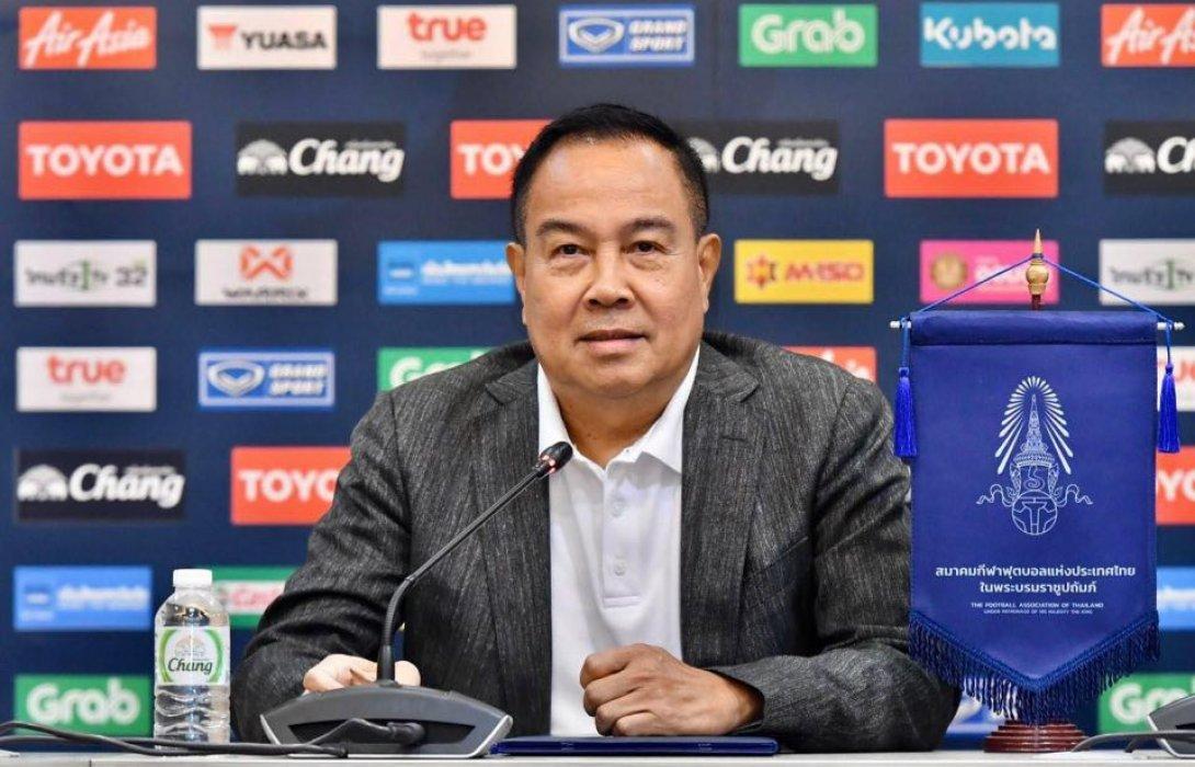 นายกสมาคมฟุตบอล แจ้งแผนงานของ อากิระ นิชิโนะ และทีมชาติไทย