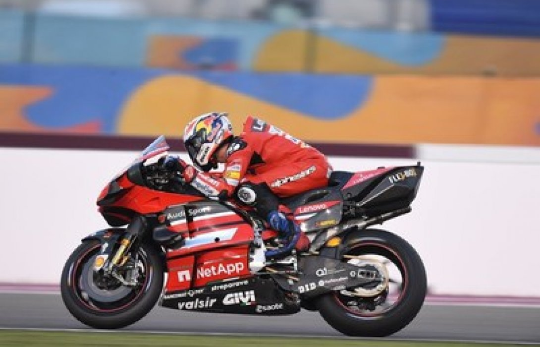 """Ducati""เตรียมหวนคืนสนาม MotoGP 2020 พร้อมผู้สนับสนุนหลัก""Esaote"""