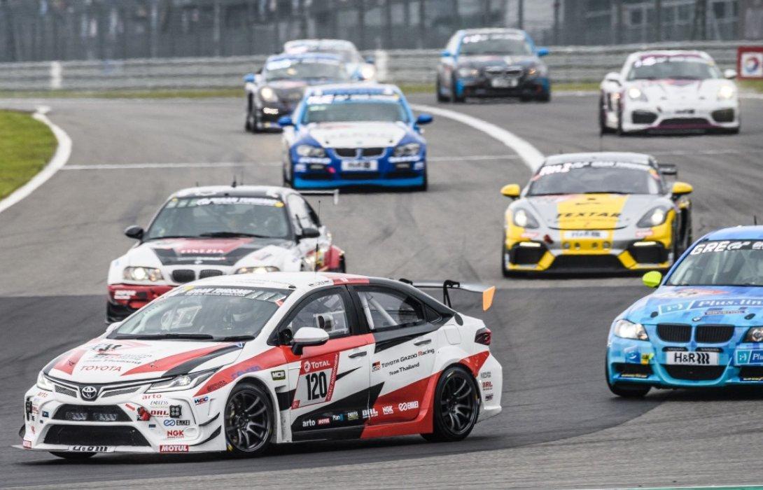 Toyota Corolla Altis GR Sport ตอกย้ำสมรรถนะและความทนทานรักษาแชมป์สองปีซ้อน