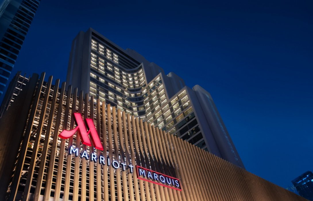 BANGKOK MARRIOTT MARQUIS QUEEN'S PARK  OPENS AS NEWEST LANDMARK IN BUSTLING CAPITAL