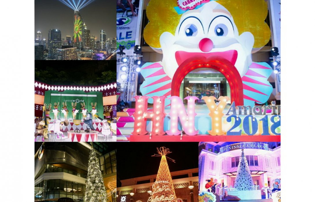 Bangkok's six top spots for feeling Christmassy