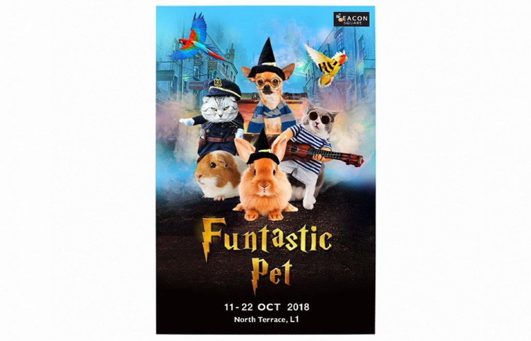"""Funtastic Pet"" รวมความน่ารักของเหล่าสัตว์เลี้ยงแสนรู้"
