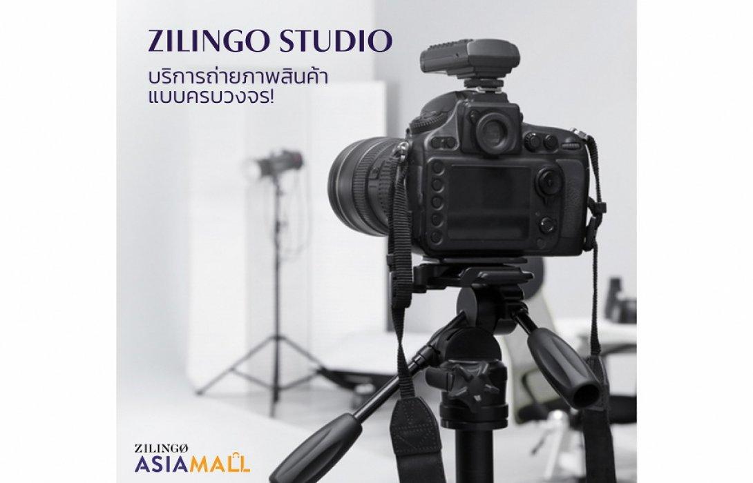 เปิดแล้ว! Zilingo Studio บริการถ่ายภาพสินค้าแบบครบวงจร