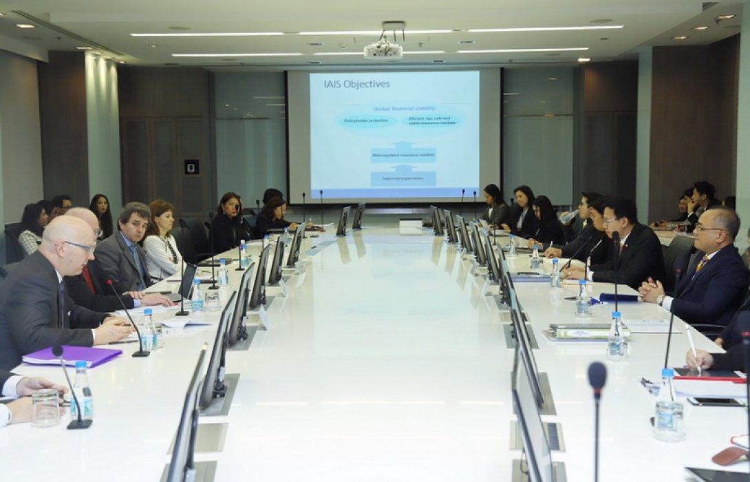 สำนักงาน คปภ.เข้ารับการประเมินภาคการเงินสาขาประกันภัย FSAP  จากทีมผู้ประเมินระหว่างประเทศของ World Bank และ IMF
