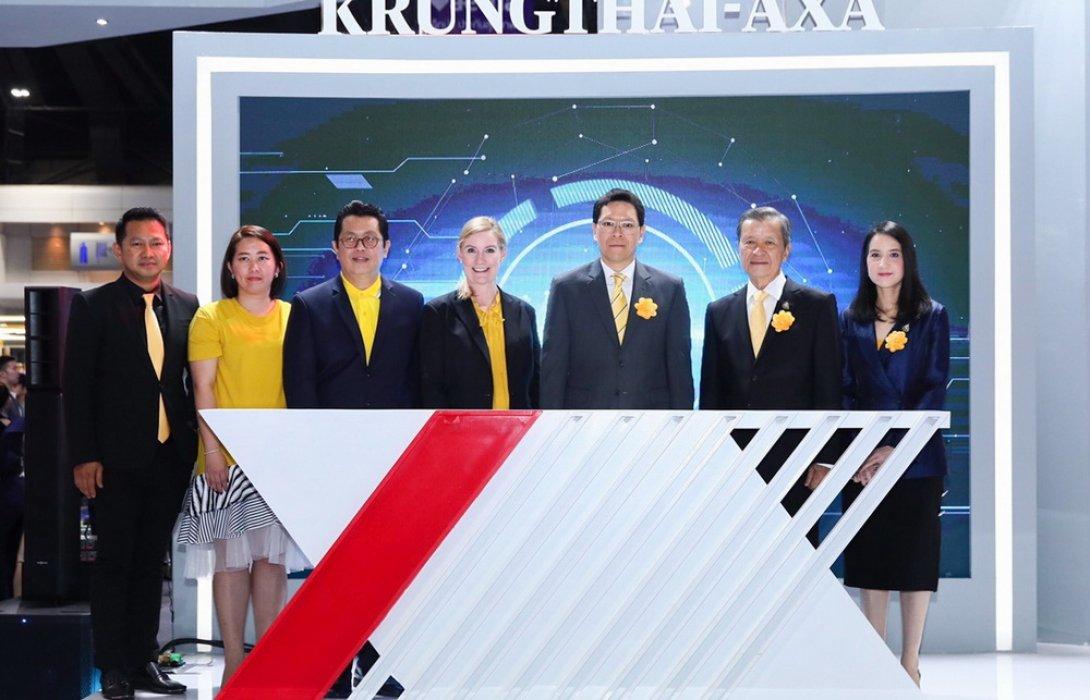 """กรุงไทย-แอกซ่า ประกันชีวิต ร่วมงาน """"มหกรรมการเงิน Money Expo 2019"""""""