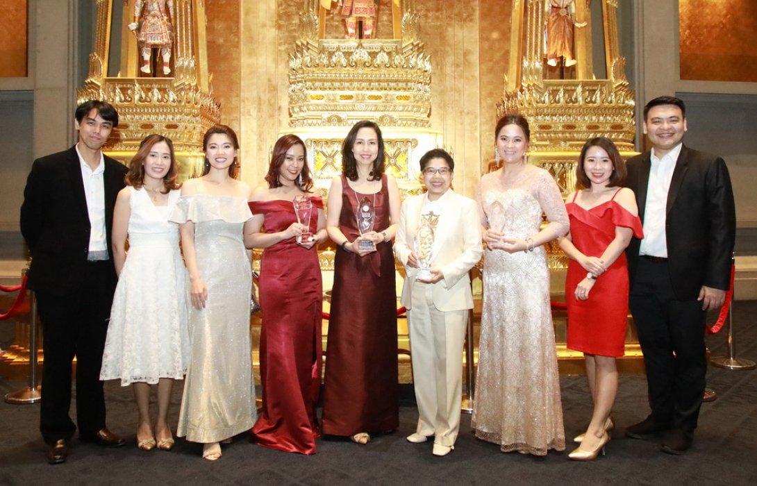 กรุงไทย-แอกซ่า ประกันชีวิต คว้า 4 รางวัลใหญ่ จาก TCCTA CONTACT CENTER AWARD 2019