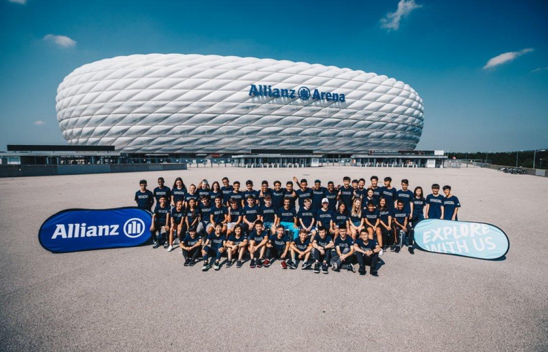 อลิอันซ์ อยุธยา ส่งเยาวชนไทยเปิดประสบการณ์ ค่ายเยาวชนระดับโลก กับ Allianz Explore Camp 2019