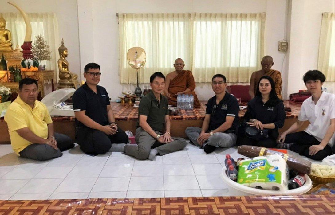 สมาคมประกันวินาศภัยไทย ขับเคลื่อนโครงการธนาคารน้ำใต้ดิน ร่วมแก้ปัญหาภัยน้ำท่วมและภัยแล้งให้กับชุมชนอย่างยั่งยืน