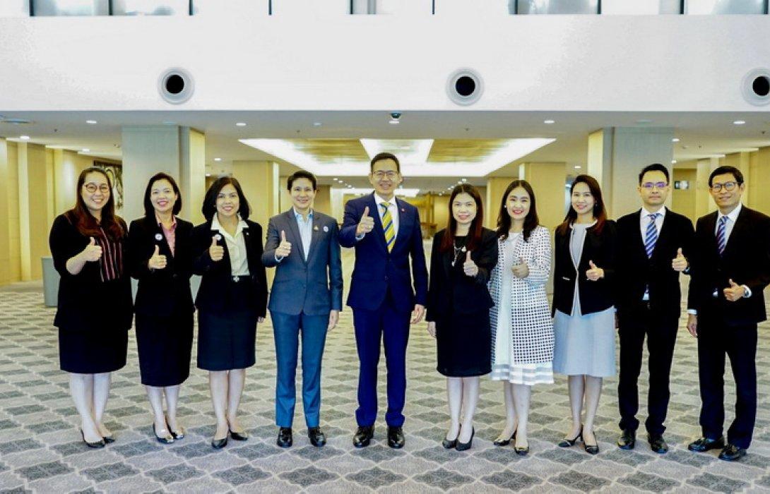คปภ. จับมือ ธปท.และก.ล.ต. ร่วมแถลงข่าว เผยผลการประเมินภาคการเงิน Financial Sector Assessment Program (FSAP) สาขาประกันภัยไทยผ่านฉลุย เป็นลำดับ 2 ของภูมิภาคเอเชียตะวันออกเฉียงใต้ และลำดับที่ 4 ของโลก
