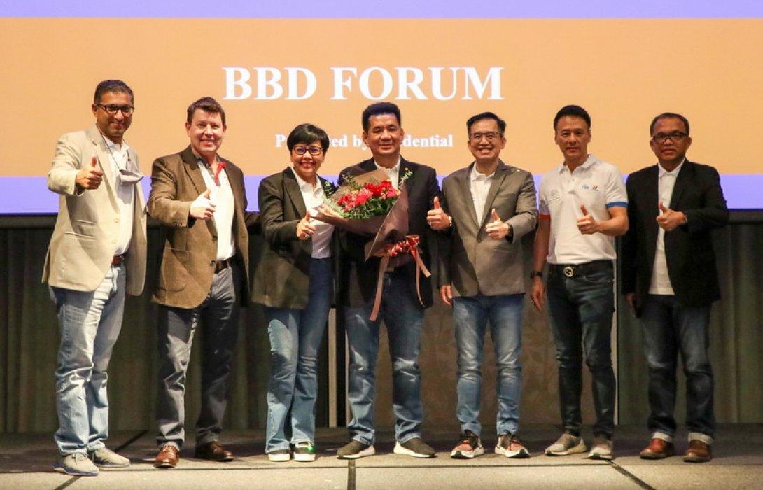 """พรูเด็นเชียล ประเทศไทย ร่วมกับธนาคารธนชาต ส่งเสริมกลยุทธ์ธุรกิจ จัดงานสัมมนา """"Bank Branch Distribution (BBD) Forum"""""""
